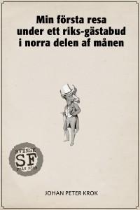 Johan Peter Krok - Min forsta resa-omslag-liten