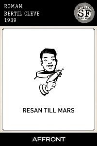 Bertil Cleve - Resan till Mars_mellan